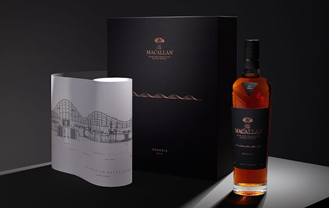 The Macallan launches Genesis Limited Edition to mark new distillery opening