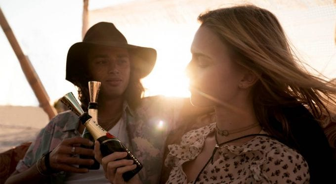 "Moët & Chandon celebrates life's big moments with ""Must Be"" campaign"
