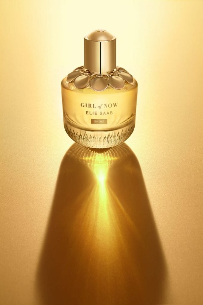 Elie Saab adds Shine to Girl of Now fragrance line