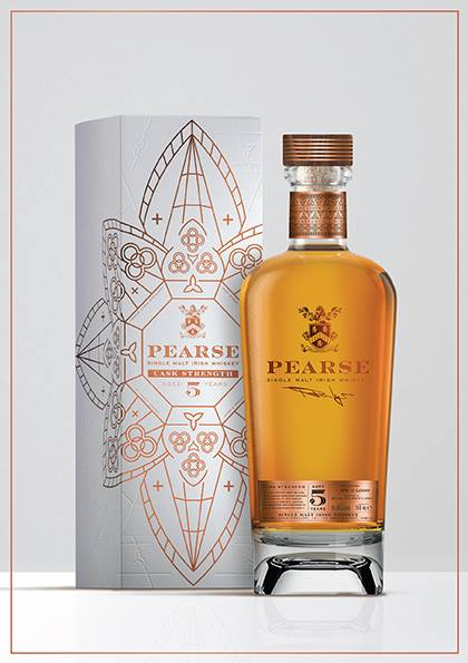 Pearse Lyons Irish Whiskey releases limited edition exclusively at The Loop duty-free at Dublin and Cork airports