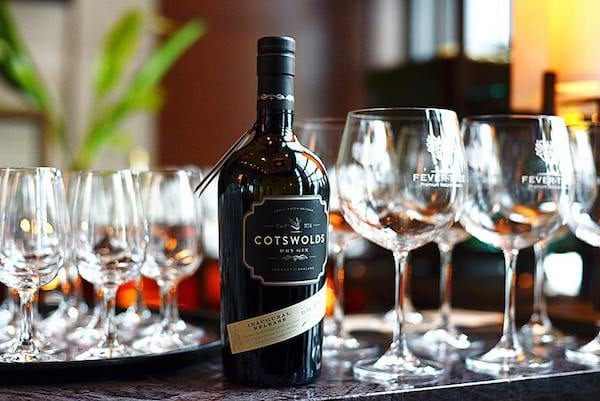 Cotswold Distillery embarks on a duty-free adventure
