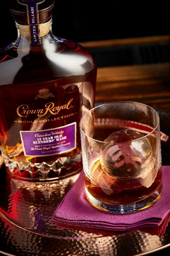 Crown Royal enhances Noble Collection with launch of 13-Year-Old Blenders' Mash edition