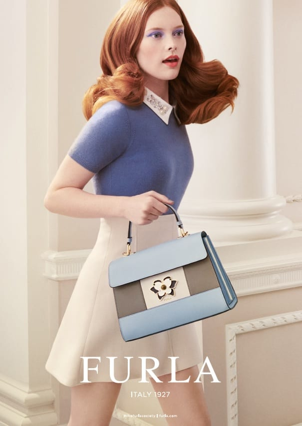 Furla fashions new boutique opening at Hong Kong International
