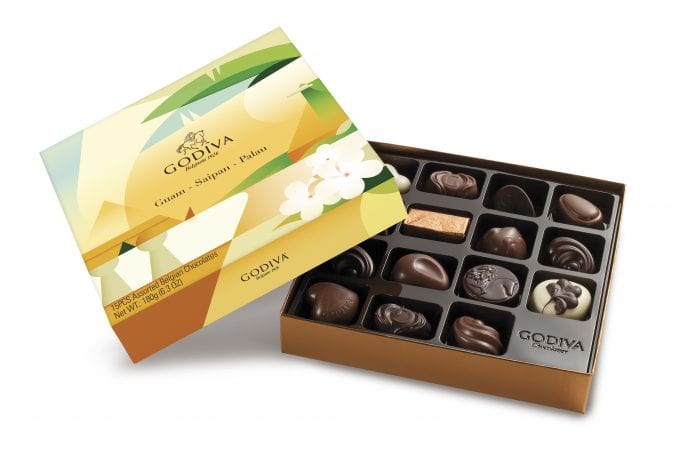 Godiva and DFS bring more flavour to travellers with Exclusive Souvenir Collection