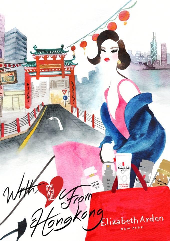 Elizabeth Arden thrills beauty shoppers in key Asian duty-free locations