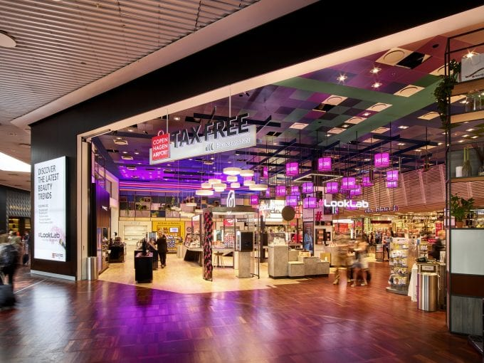 Copenhagen Airport's new TAX FREE shops gets Hygge from Heinemann