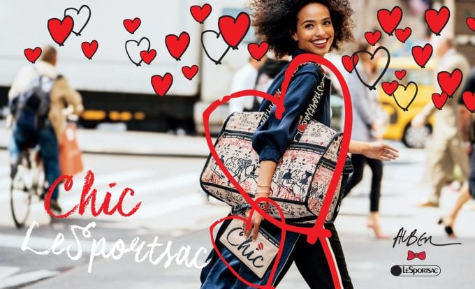FIRST LOOK: Alber Elbaz x LeSportsac collection set for launch
