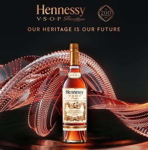 DFS Exclusive – Hennessy unveils V.S.O.P 200th Anniversary special edition at Singapore Changi