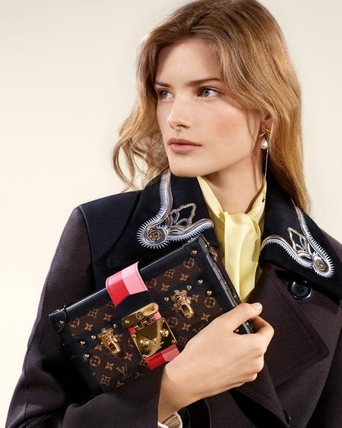 A bold diversion – Louis Vuitton reveals AW18 Collection by Nicolas Ghesquière