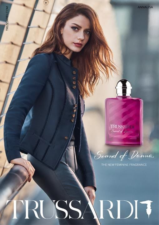 Trussardi taps music world for Sound of Donna fragrance launch