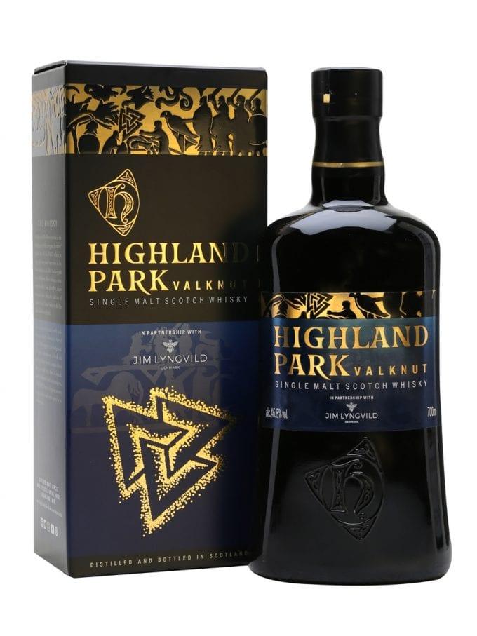Highland Park extends Viking Legend range with Valknut Single Malt whisky