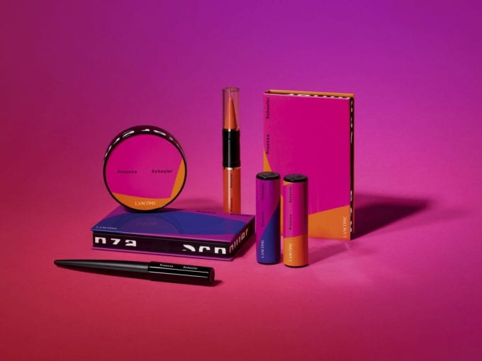 Lancôme x Proenza Schouler makeup is about to land