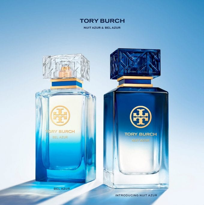 Tory Burch reveals sensual Nuit Azur scent for Summer