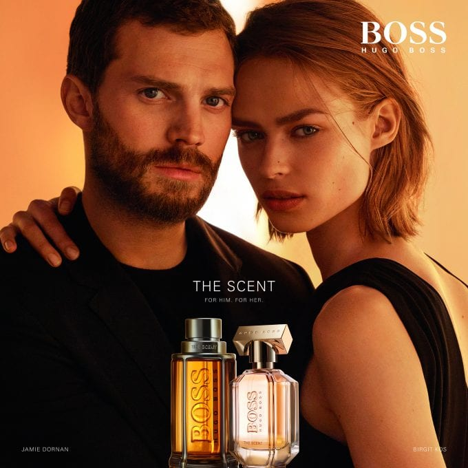 HUGO BOSS launches new Aphrodisiac twists of THE SCENT fragrances