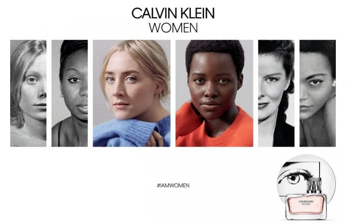 Calvin Klein's new WOMEN is coming to duty-free