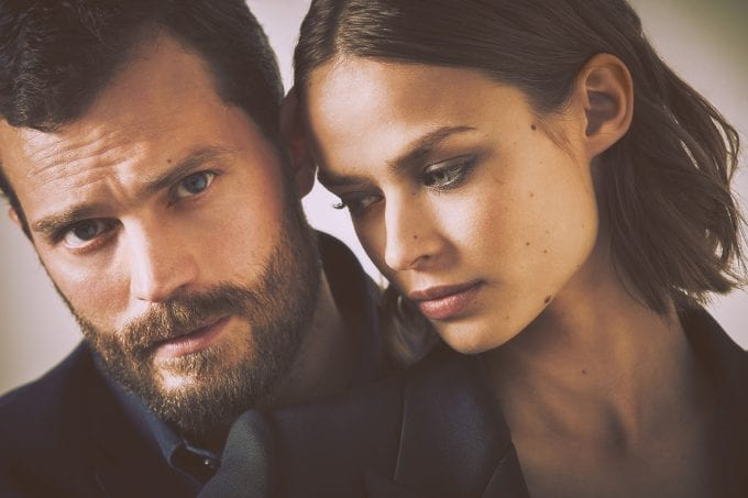 Hugo Boss casts Jamie Dornan and Birgit Kos as new faces of BOSS THE SCENT