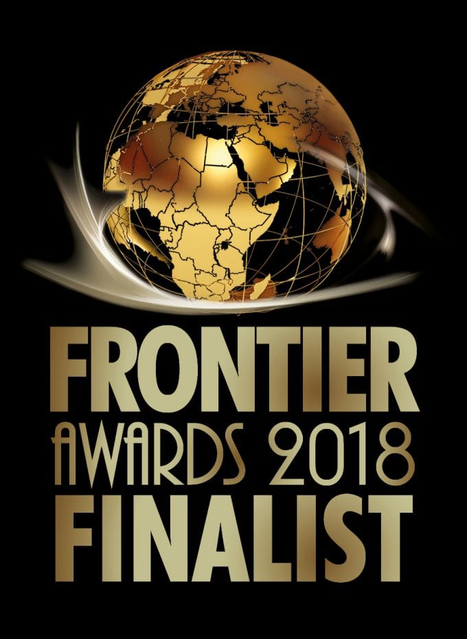 Duty Free Hunter shortlisted for 2018 Frontier Awards