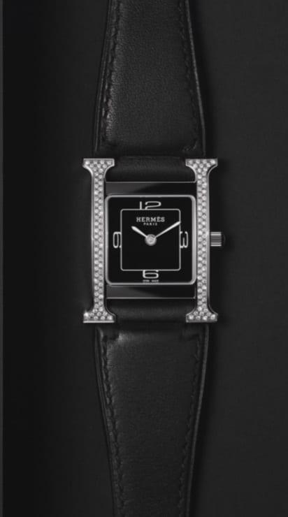 Hermès unveils new Heure H Double Jeu watch