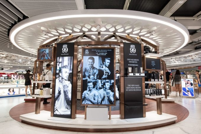 House 99 by David Beckham wows stylish travellers with Hong Kong Airport pop-up