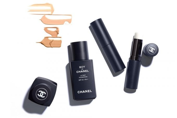Chanel set to launch a Men's makeup line, Boy de Chanel