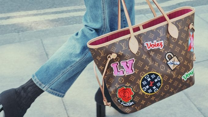Louis Vuitton reveals the Patches 2018 Collection