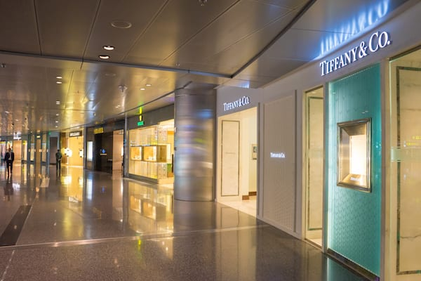 Tiffany brings extra sparkle to Qatar Duty Free at HIA