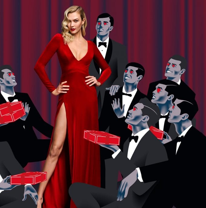 Good to be Bad: Carolina Herrera reveals Good Girl Velvet Fatale edition