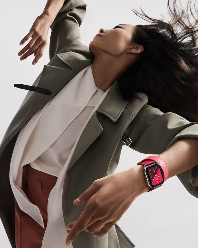 Apple unveils new Series 4 Hermès Watch with 5 new models
