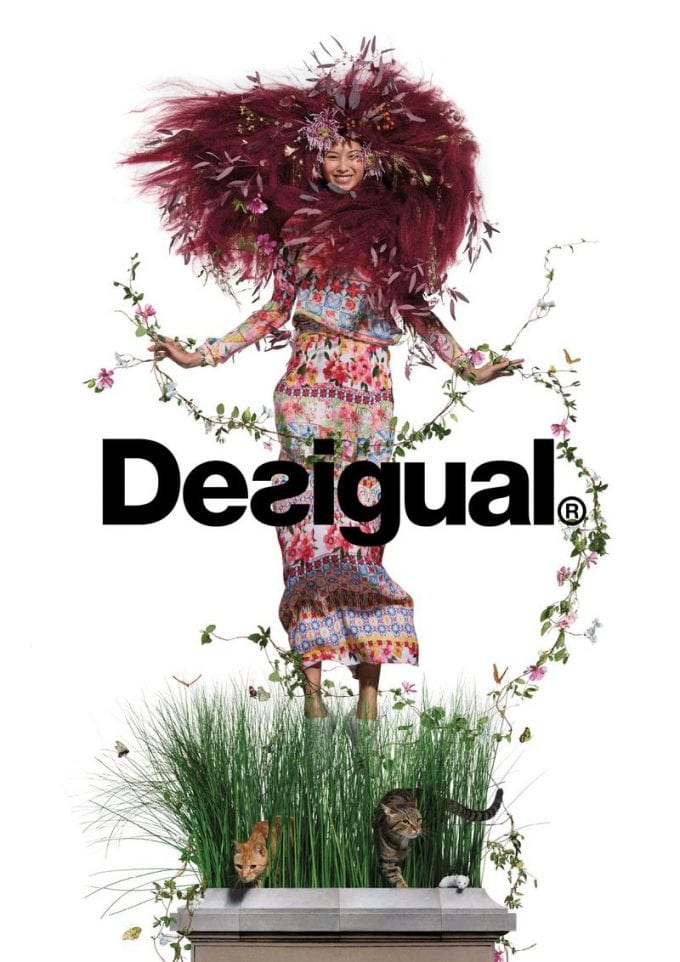 Desigual updates its airport look for new season