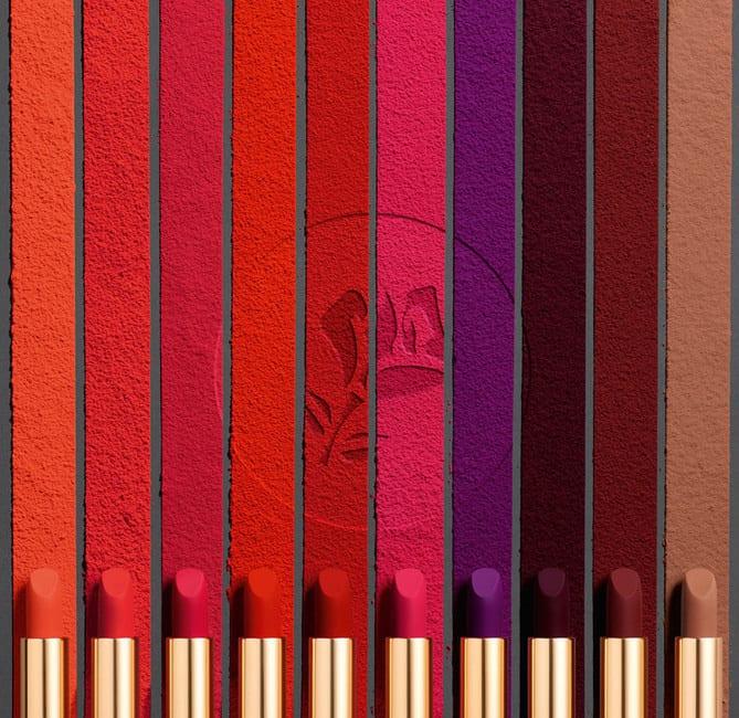 Lancôme launches 'high impact' L'Absolu Rouge Drama Matte lipsticks