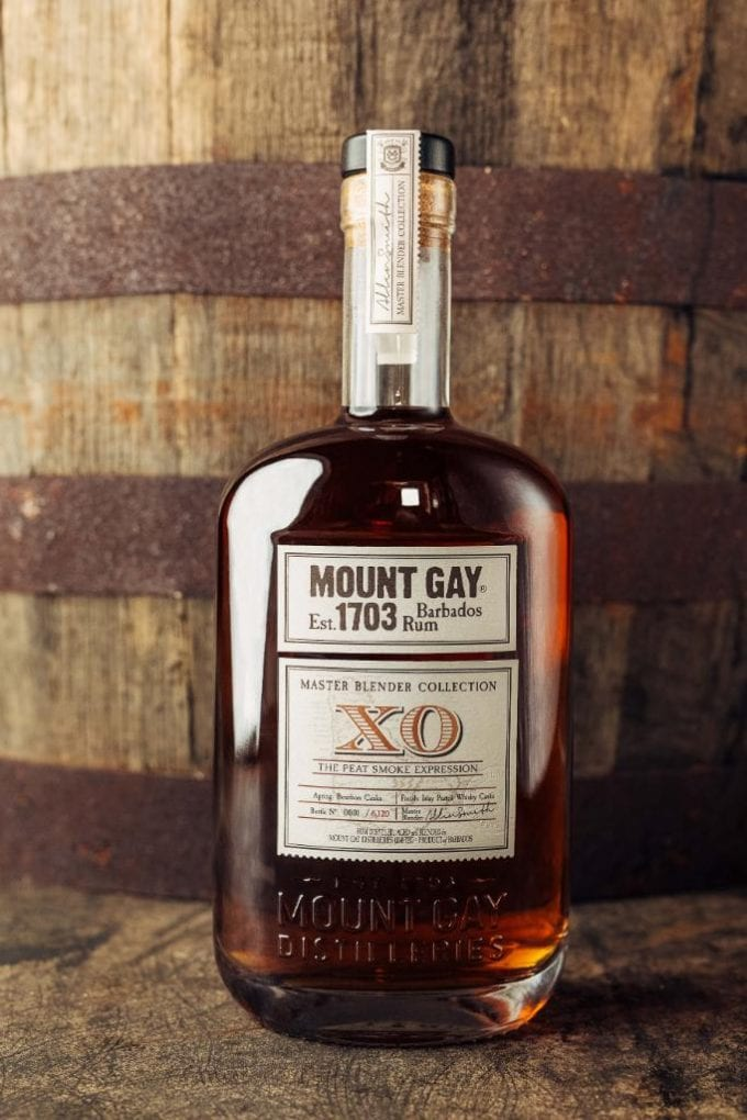 Mount Gay blends Barbados with Islay to create XO Peat Smoke Rum