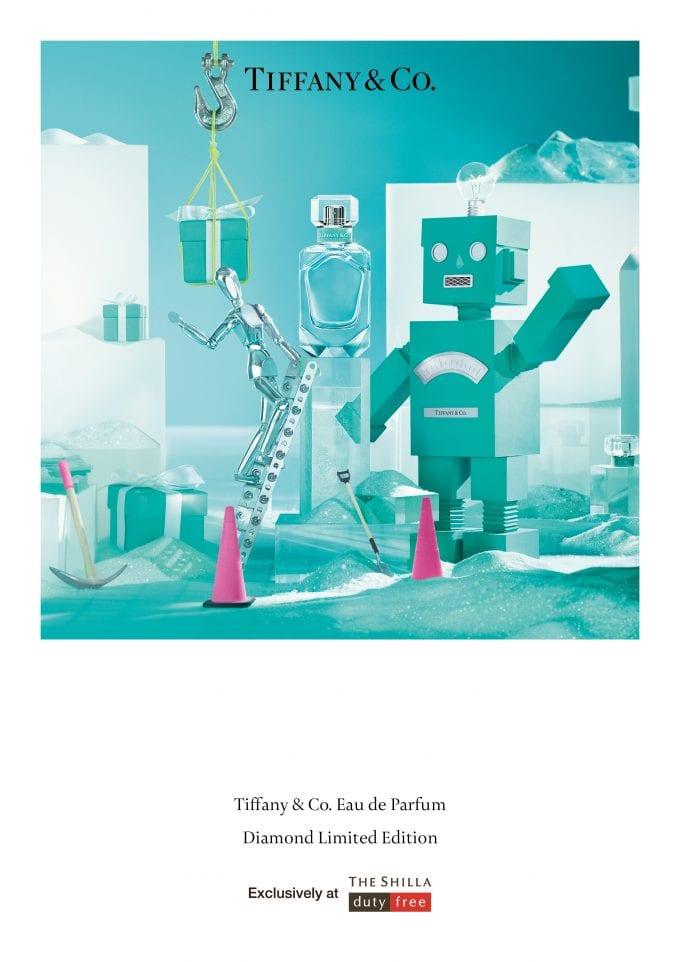 Shilla Duty Free to host exclusive launch of Tiffany & Co. Timeless Diamond Eau De Parfum