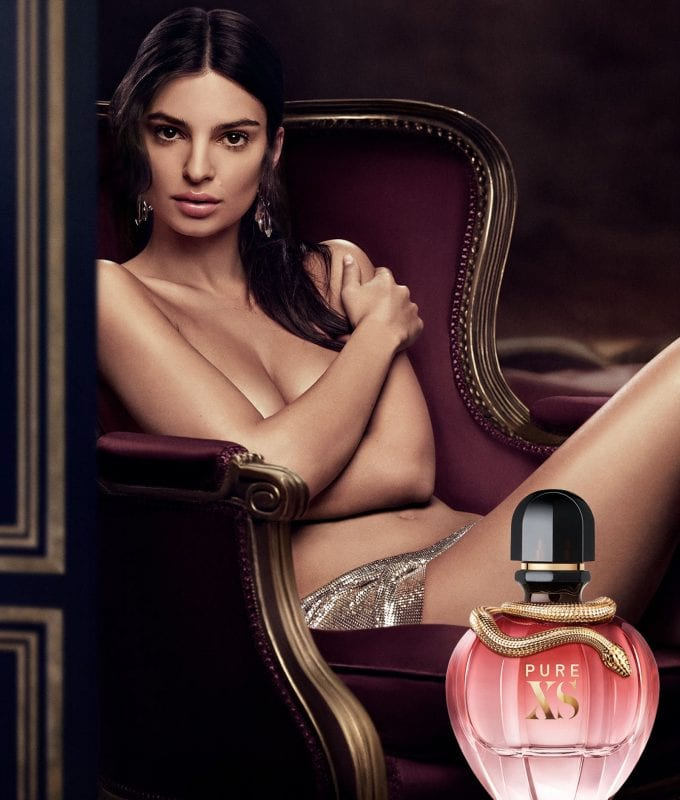 Paco Rabanne launches Pure XS with Emily Ratajkowski