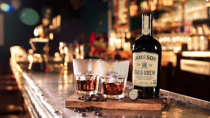 Jameson mixes with coffee to create Cold Brew limited edition