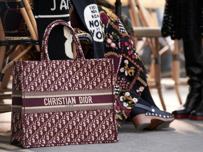 Worth Flying For… Dior's Autumn accessory essentials at the airport