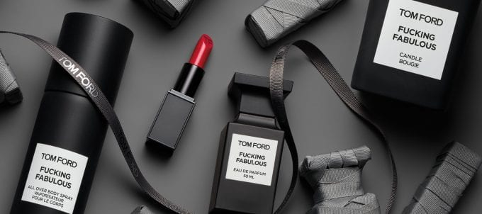 "Tom Ford expands his ""F*cking Fabulous"" beauty collection"