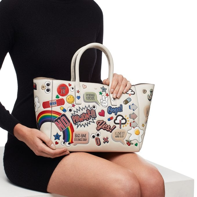 Anya Hindmarch opens pop-up store at London Heathrow T5