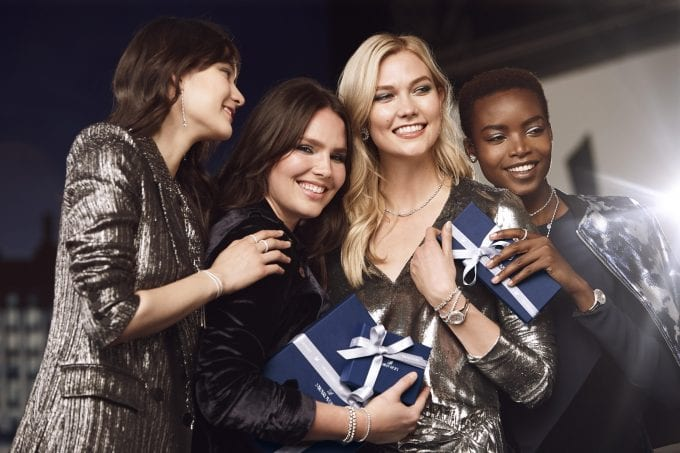 Swarovski sparkles with new Holiday Collection for travellers