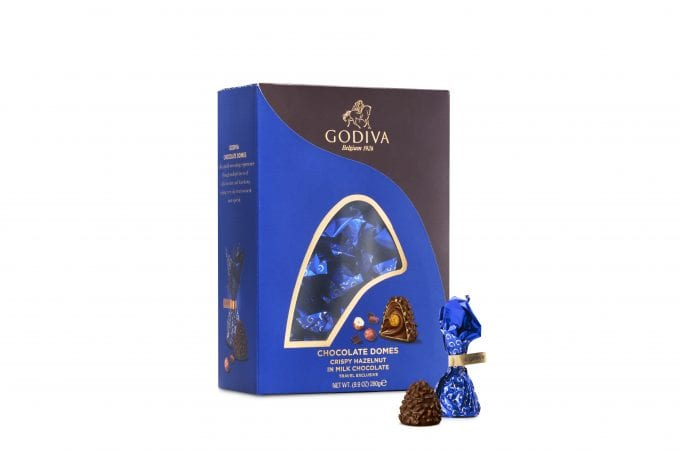 GODIVA unwraps new temptations for travellers