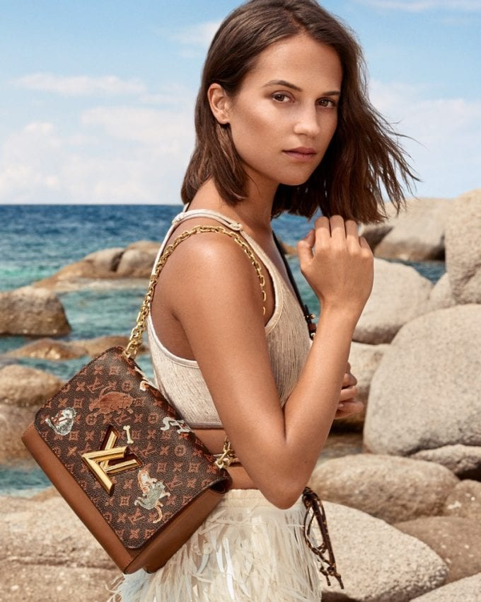 Louis Vuitton Cruise 2019 Collection has arrived at your airport