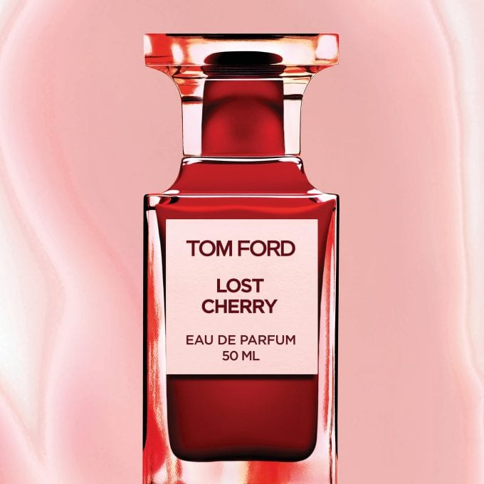 Be tempted by Tom Ford's sweet new scent Lost Cherry