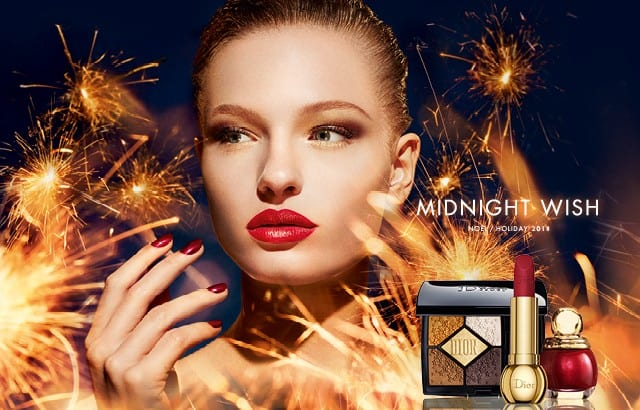 Dior grants travellers a Midnight Wish with a sparkling Holiday makeup collection
