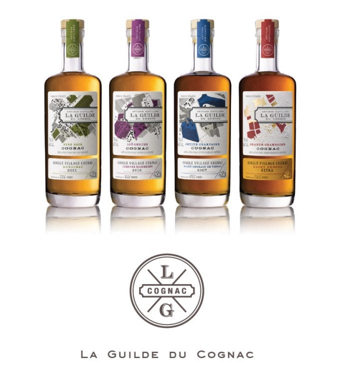 La Guilde du Cognac launches Single Village Cognacs in duty-free