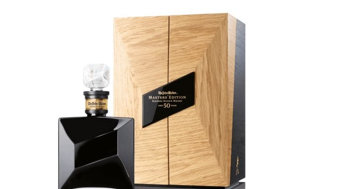 Johnnie Walker just released its first 50-year-old Scotch whisky – The John Walker Masters' Edition