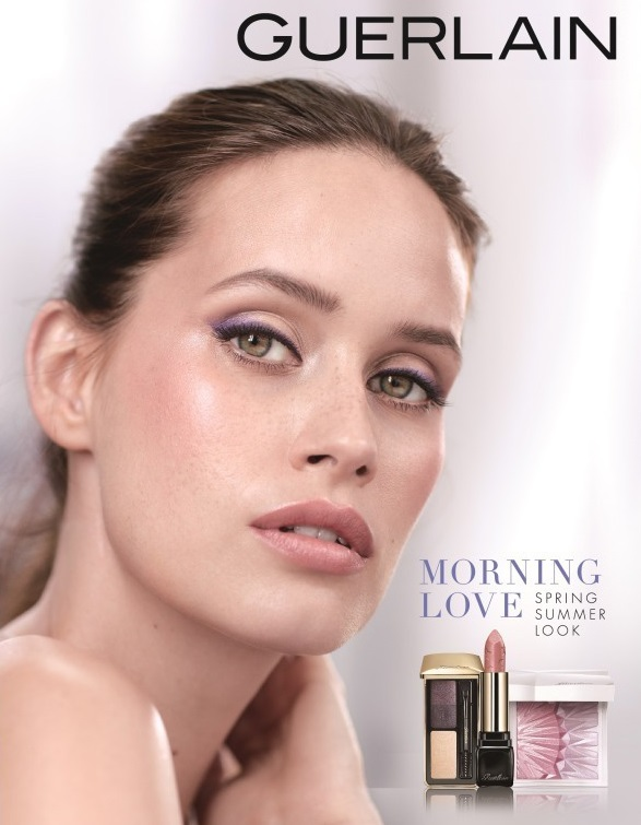 Guerlain to spring Morning Love makeup collection in January 2019