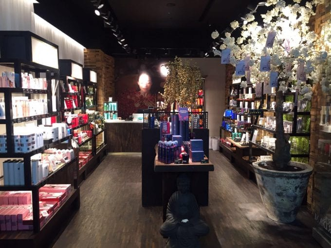 Rituals helps travellers to 'Slow Down' with new store at Lisbon Airport