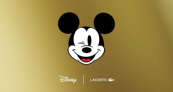 Disney x Lacoste collaborate on sporty capsule collection