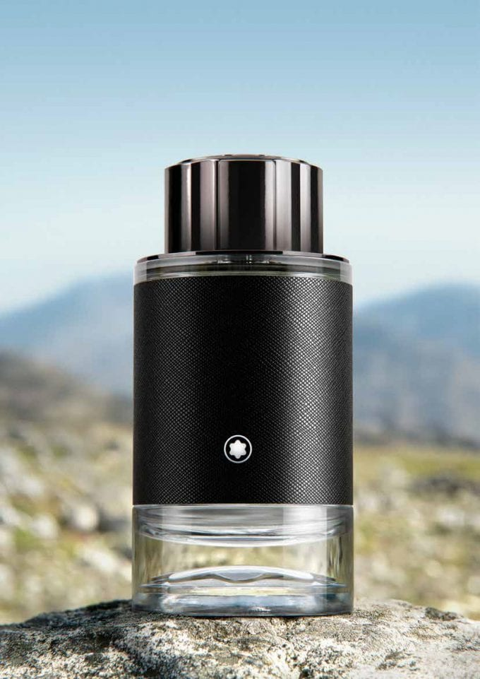 FIRST LOOK: Montblanc EXPLORER fragrance set for launch in early 2019
