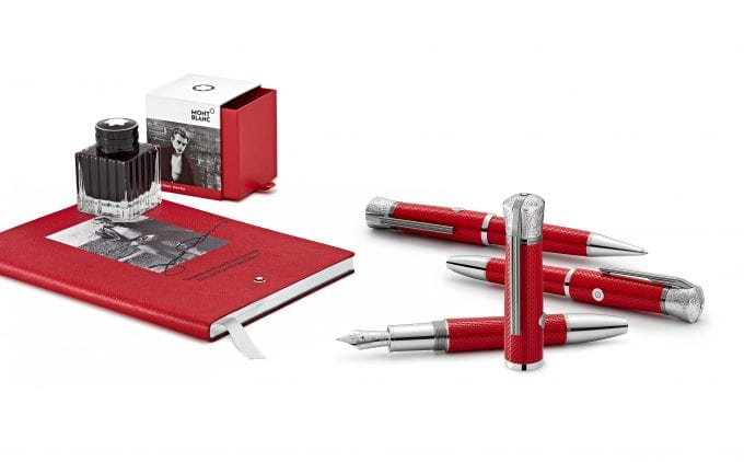 Montblanc pays tribute to the original rebel with James Dean Edition