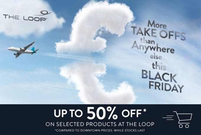 SAVE: Black Friday lands early at Dublin Airport's The Loop Duty Free [Extra 15% off code]